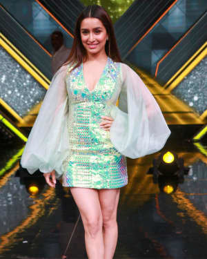 Shraddha Kapoor - Photos: Promotion Of Baaghi 3 At The Grand Finale Of Dance Plus 5 | Picture 1722236