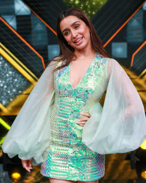 Shraddha Kapoor - Photos: Promotion Of Baaghi 3 At The Grand Finale Of Dance Plus 5 | Picture 1722237