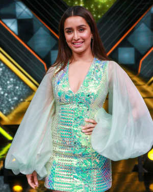 Shraddha Kapoor - Photos: Promotion Of Baaghi 3 At The Grand Finale Of Dance Plus 5