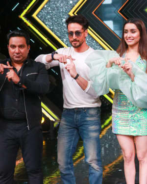 Photos: Promotion Of Baaghi 3 At The Grand Finale Of Dance Plus 5 | Picture 1722235