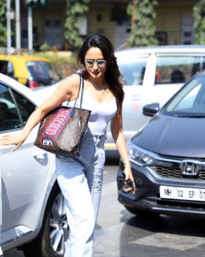 Pragya Jaiswal - Photos: Celebs Spotted At Bandra