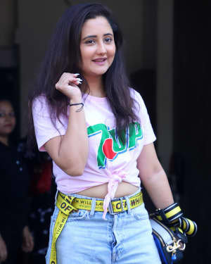 Rashami Desai - Photos: Celebs Spotted At Bandra