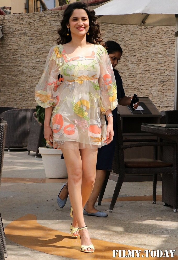 Ankita Lokhande - Photos: Promotion Of Film Baaghi 3 | Picture 1723020
