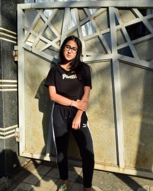 Sara Ali Khan - Photos: Celebs Spotted At Juhu