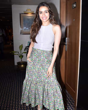 Shraddha Kapoor - Photos: Promotion Of Film Baaghi 3 At Sun N Sand | Picture 1723410