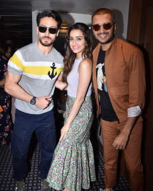 Photos: Promotion Of Film Baaghi 3 At Sun N Sand | Picture 1723414