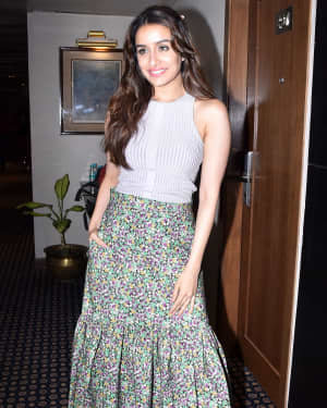 Shraddha Kapoor - Photos: Promotion Of Film Baaghi 3 At Sun N Sand | Picture 1723399
