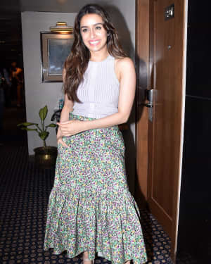 Shraddha Kapoor - Photos: Promotion Of Film Baaghi 3 At Sun N Sand | Picture 1723396