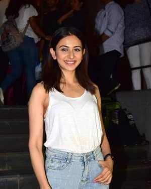 Rakul Preet Singh - Photos: Screening Of Film Thappad At Pvr Icon