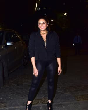 Huma Qureshi - Photos: Screening Of Film Thappad At Pvr Icon | Picture 1723401