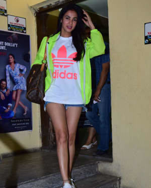 Sonal Chauhan - Photos: Celebs Spotted At Pvr Juhu | Picture 1723679