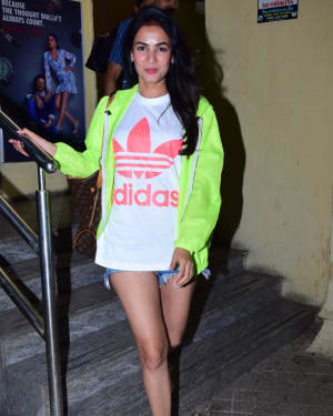 Sonal Chauhan - Photos: Celebs Spotted At Pvr Juhu | Picture 1723681