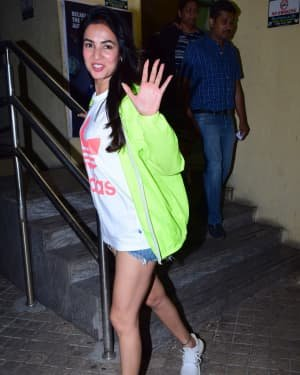 Sonal Chauhan - Photos: Celebs Spotted At Pvr Juhu | Picture 1723682