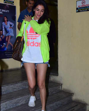 Sonal Chauhan - Photos: Celebs Spotted At Pvr Juhu | Picture 1723680