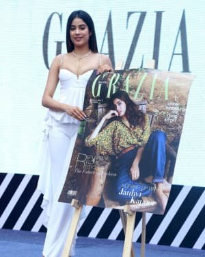 Photos: Janhvi Kapoor At The Grazia Cover Launch At Phoenix Lower Parel | Picture 1723760