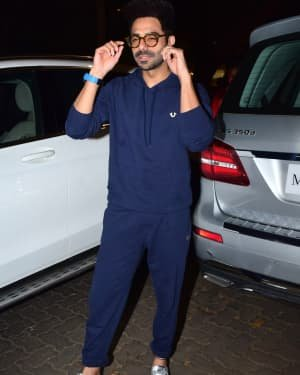 Aparshakti Khurana - Photos: Shashank Khaitan Birthday Party At His Home