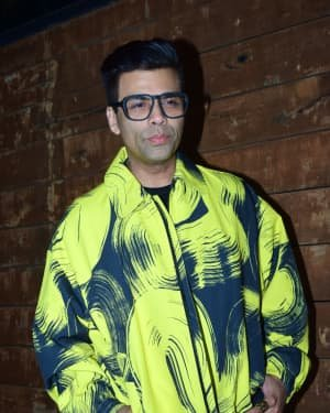 Karan Johar - Photos: Shashank Khaitan Birthday Party At His Home | Picture 1723722