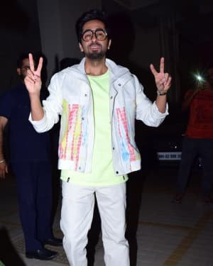 Ayushmann Khurrana - Photos: Shashank Khaitan Birthday Party At His Home