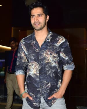 Varun Dhawan - Photos: Shashank Khaitan Birthday Party At His Home