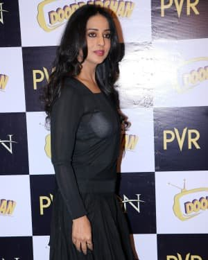 Mahie Gill - Photos: Special Screening Of Doordarshan | Picture 1723772