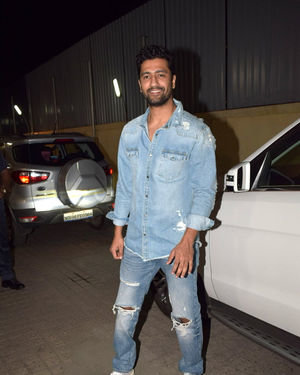 Vicky Kaushal - Photos: Screening Of Bhangra Paa Le At Pvr Juhu | Picture 1712211