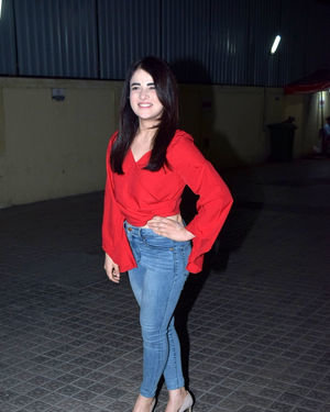 Radhika Madan - Photos: Screening Of Bhangra Paa Le At Pvr Juhu
