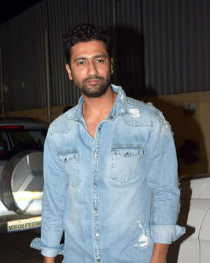 Vicky Kaushal - Photos: Screening Of Bhangra Paa Le At Pvr Juhu