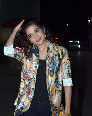 Mithila Palkar - Photos: Screening Of Bhangra Paa Le At Pvr Juhu
