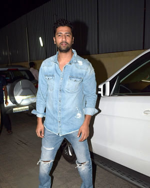 Vicky Kaushal - Photos: Screening Of Bhangra Paa Le At Pvr Juhu | Picture 1712209