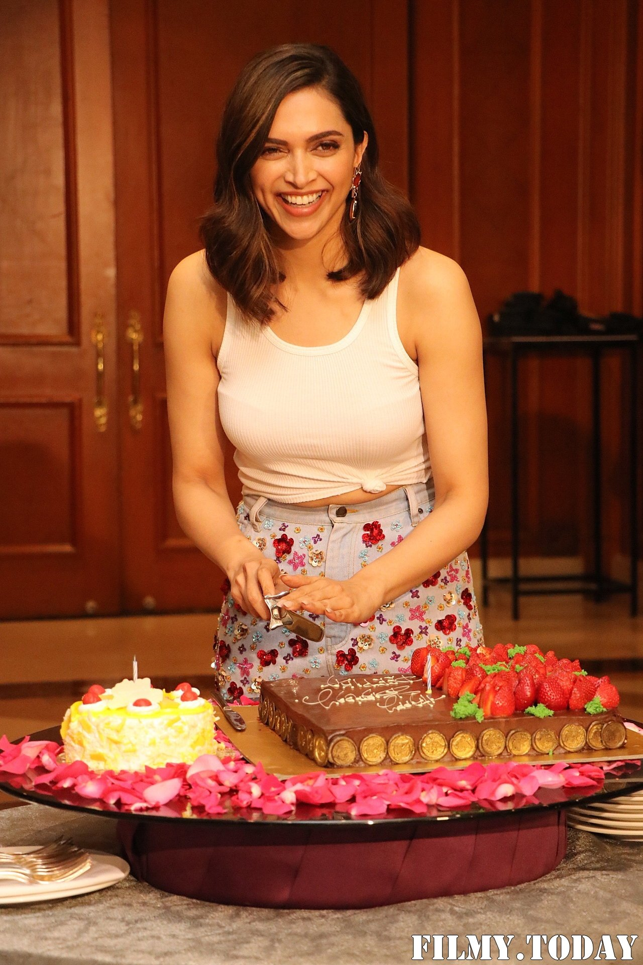 Picture 1712522 | Photos: Deepika Padukone Celebrates Her ...