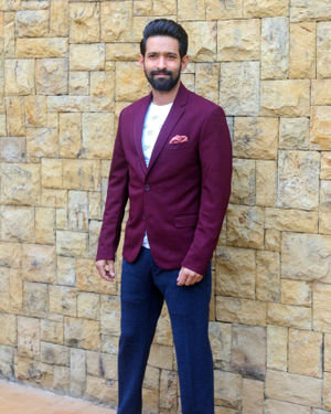 Vikrant Massey - Photos: Promotion Of Film Chhapaak At Jw Marriott | Picture 1712528