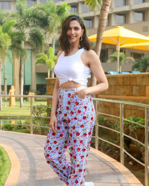 Deepika Padukone - Photos: Promotion Of Film Chhapaak At Jw Marriott | Picture 1712532