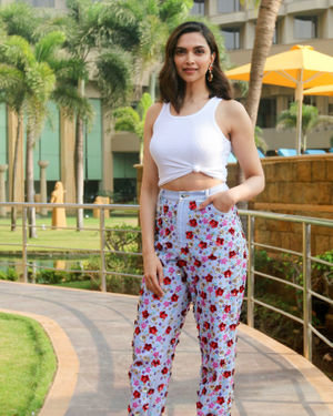 Deepika Padukone - Photos: Promotion Of Film Chhapaak At Jw Marriott | Picture 1712534
