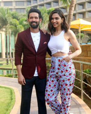 Photos: Promotion Of Film Chhapaak At Jw Marriott