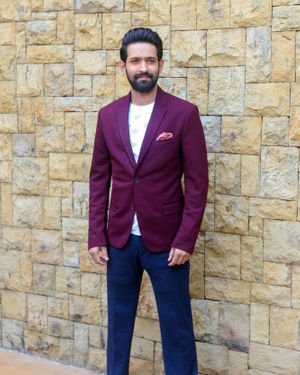 Vikrant Massey - Photos: Promotion Of Film Chhapaak At Jw Marriott | Picture 1712529