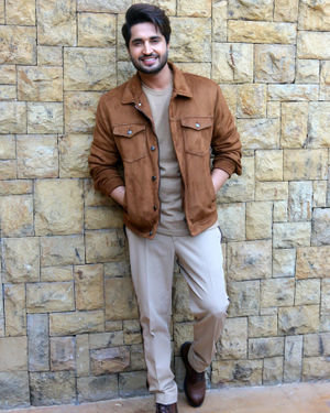 Jassie Gill - Photos: Promotion Of Film Panga At Jw Marriott | Picture 1712507