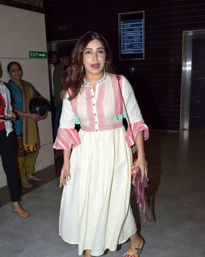 Bhumi Pednekar - Photos: Screening Of Sab Kushal Mangal At Cinepolis | Picture 1712497