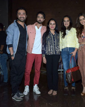 Photos: Screening Of Sab Kushal Mangal At Cinepolis