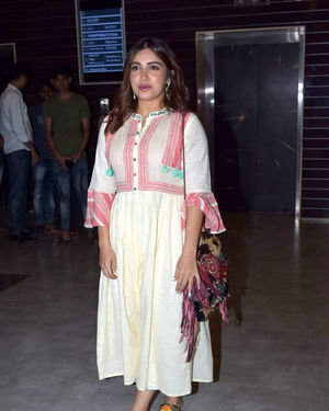 Bhumi Pednekar - Photos: Screening Of Sab Kushal Mangal At Cinepolis | Picture 1712496