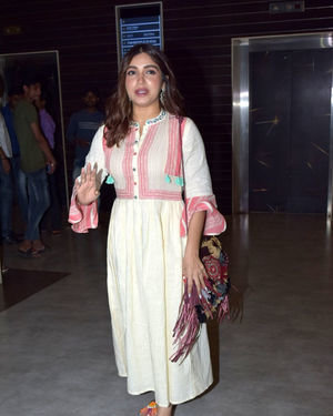 Bhumi Pednekar - Photos: Screening Of Sab Kushal Mangal At Cinepolis | Picture 1712498