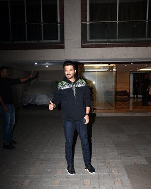 Anil Kapoor - Photos: Malang Star Cast At Aditya Roy Kapoor's Home