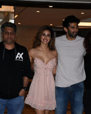 Photos: Malang Star Cast At Aditya Roy Kapoor's Home | Picture 1713199
