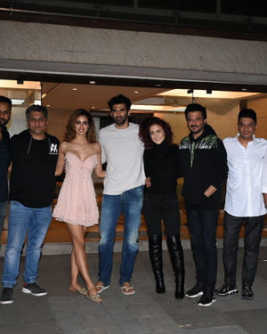 Photos: Malang Star Cast At Aditya Roy Kapoor's Home | Picture 1713200