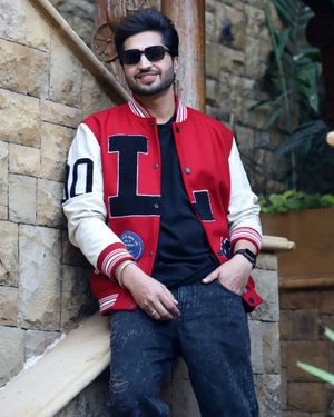 Jassie Gill - Photos: Promotion Of Film Panga At Jw Marriott | Picture 1713237