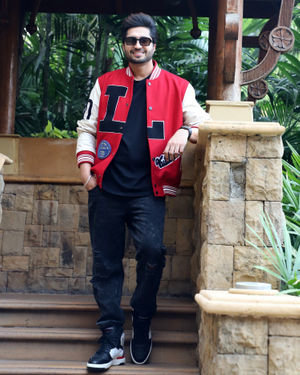 Jassie Gill - Photos: Promotion Of Film Panga At Jw Marriott | Picture 1713235