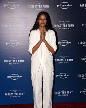 T J Bhanu - Photos: Trailer Launch Of Amazon's The Forgotten Army At Pvr | Picture 1713248