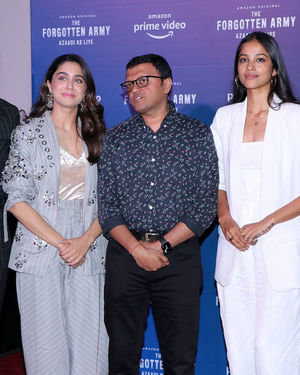 Photos: Trailer Launch Of Amazon's The Forgotten Army At Pvr | Picture 1713263