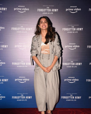 Sharvari Wagh - Photos: Trailer Launch Of Amazon's The Forgotten Army At Pvr   Picture 1713242