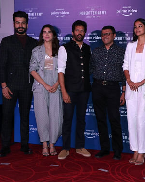 Photos: Trailer Launch Of Amazon's The Forgotten Army At Pvr | Picture 1713251