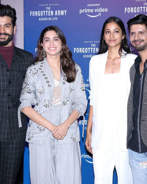 Photos: Trailer Launch Of Amazon's The Forgotten Army At Pvr | Picture 1713262